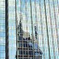 Bat Tower Reflected by Kristin Elmquist
