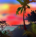 Echo Beach, Bali by Nick Batanoni