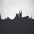 Bath England Cityscape 19 by Aged Pixel