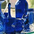 Bath Glass by Lauri Novak