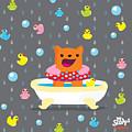 Bath Time  by Seedys