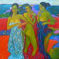 Bathing5 by Tung Nguyen Hoang