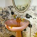Bathroom Mold by William Furguson