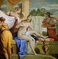 Bathsheba Bathing by Sebastiano Ricci