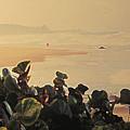 Bathsheba Beach Walk by Ian  MacDonald