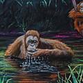 Bathtime by Richard White