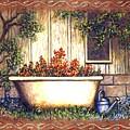 Bathtub Garden by Linda Mears