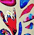 Batik Bouquet by Sarah Loft