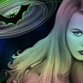 Batman And Nicole #0070 by Urszula Zogman