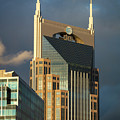 Batman Building - Nashville Tennessee by Brian Jannsen