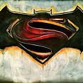 Batman Vs Superman by Jason Armstrong