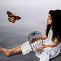 Batterfly by Nataliya Bagatskaya