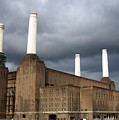 Battersea Power Station, London, Uk by Johnny Greig