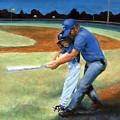 Batting Coach by Pat Burns