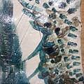 Battle - Tile by Gloria Ssali