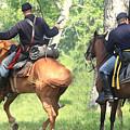 Battle By Horseback by Kim Henderson