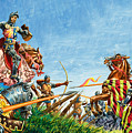 Battle Of Agincourt by Peter Jackson
