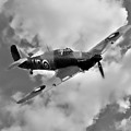 Battle Of Britain Hawker Hurricane by Martyn Arnold