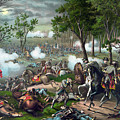 Battle Of Chancellorsville - Death Of Stonewall by War Is Hell Store