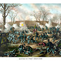 Battle Of Fort Donelson by War Is Hell Store