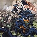 Battle Of Fort Wagner, 1863 by Granger