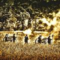 Battle Of Gettysburg by Bill Cannon