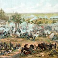 Battle Of Gettysburg by War Is Hell Store