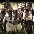 Battle Of San Jacinto by Kim Henderson