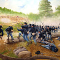 Battle Of Utoy Creek by Marc Stewart