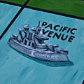 Battle Ship by Herschel Fall