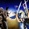 Battle Under The Stars by Ilias Patrinos