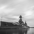Battleship Texas by Todd Aaron