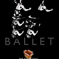 Bauhaus Ballet Black by Charles Stuart