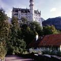 Bavarian Castle by Ron Swonger