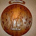 Bavarian Inn Willkommen by LeeAnn McLaneGoetz McLaneGoetzStudioLLCcom