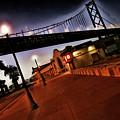 Bay Bridge by Blake Richards