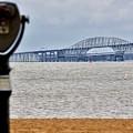 Bay Bridge by Jeramey Lende