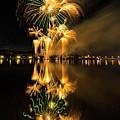 Bay City Fireworks - 2017 - 7 by Tom Clark