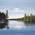 Bay On Lake Muskoka by Kenneth M Kirsch