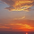 Bay Sunset by David Campbell
