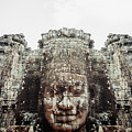Bayon Temple by Serge Karloff