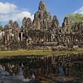 Bayon Temple by Trevor Sciara