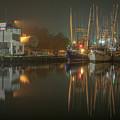 Bayou Fog #2 by Brad Boland