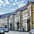 Bayreuth Street Scene by Anthony Dezenzio