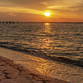 Bayside Sunset by Keith Smith