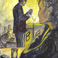 Bb Jazz by Carol Wisniewski