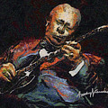 Bb King by Anthony Caruso