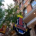 Bb King Bar Nashville by Susanne Van Hulst