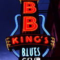 B B King's Blues Club by Betsy Warner