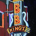 Bb King's Blues Club by Melinda Patrick
